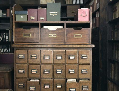 Proyecto de digitalización y catalogación del Archivo de la Historia de la Lengua española