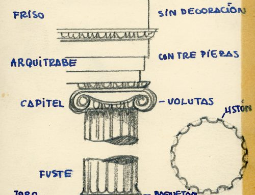 Donación de Isabel Sacristán al Archivo Pedagógico María Goyri/Jimena Menéndez-Pidal